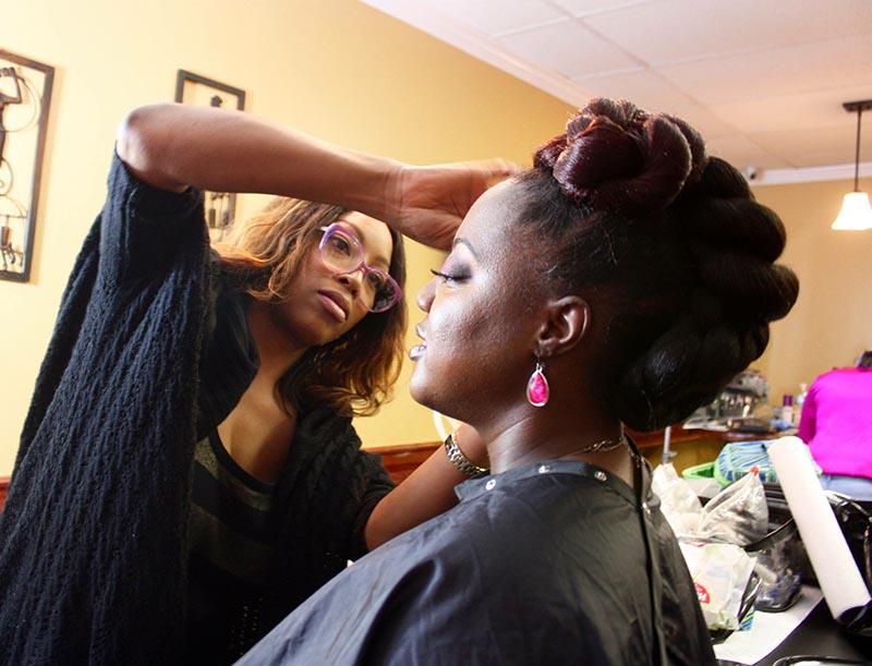 TMB Makeup Artistry, LLC Makeup Services